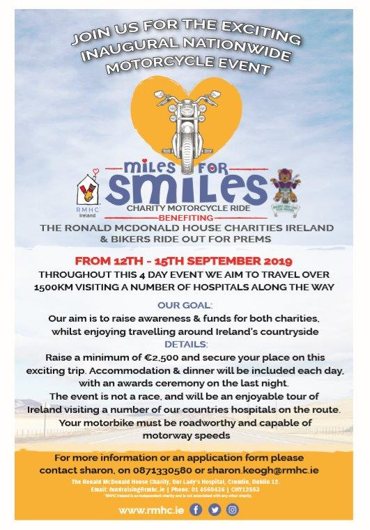 Miles For Smiles Event